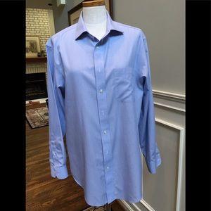 Men's Jos A Bank long sleeve dress shirt